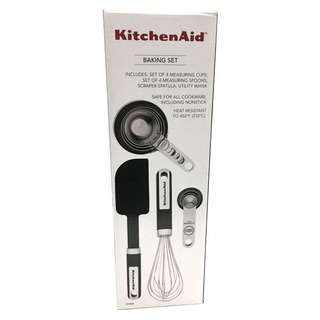 KitchenAid Set Of 4 Gourmet Baking Set