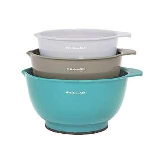 KitchenAid Set Of 3 Mixing bowls