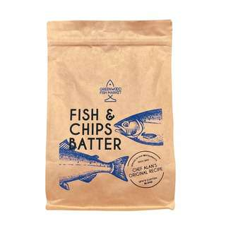 Greenwood Fish Market Fish and Chips Batter Flour Mix