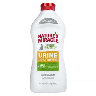 Nature's Miracle Urine Destroyer - Cat