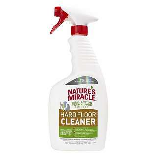 Nature's Miracle Hard Floor Stain and Odor Remover