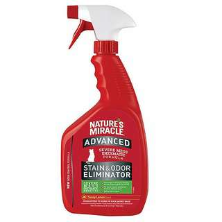 Nature's Miracle Advanced Stain and Odor Eliminator (Cat)