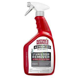 Nature's Miracle Stain Odor Remover & Virus Disinfectant -Cat