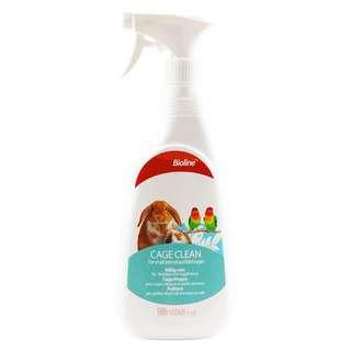Bioline Cage Clean Spray Small Pet
