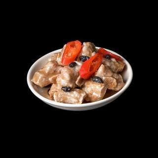KiomKee Soft Bone With Black Bean Sauce