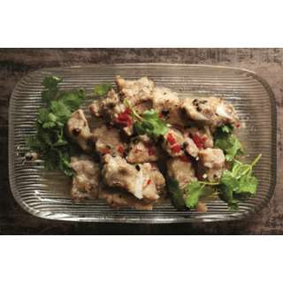 KiomKee Pork Ribs With Plum Sauce