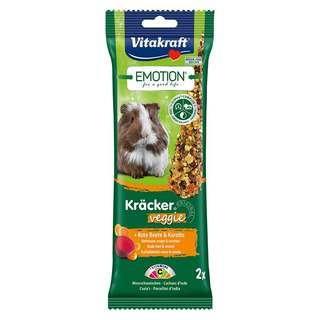 Vitakraft Emotion Kracker Veggie Guinea Pig