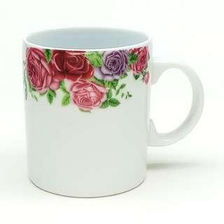 Caterina Rose 12 Oz Fine China Mug