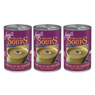 Amy's Kitchen Organic Soup Cream of Mushroom