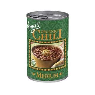 Amy's Kitchen Organic Soup Medium Chili