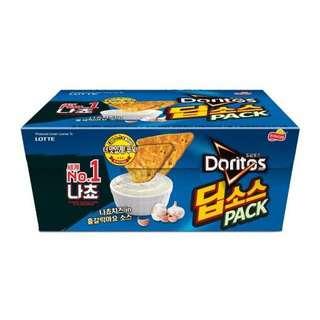 Lotte Doritos Dip Cheese & Mayo