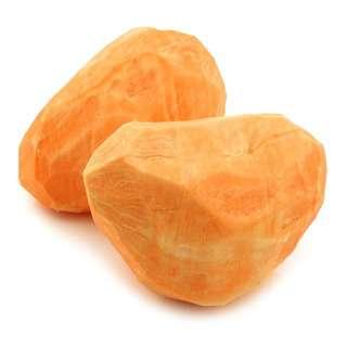 Smart Knife Ready to Cook Sweet Potato Peeled