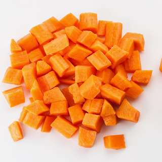 Smart Knife Ready to Cook Diced Carrot