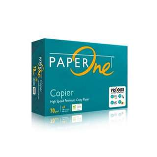 PAPERONE COPIER A5 70gsm copy paper