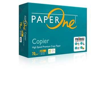 PAPERONE COPIER A3 70gsm copy paper
