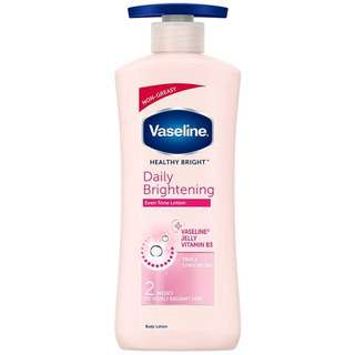 Vaseline Healthy Bright Daily Brightening Even Tone Lotion