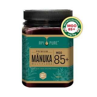 ApiPure Manuka MGO 85+
