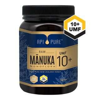ApiPure Raw Manuka UMF 10+