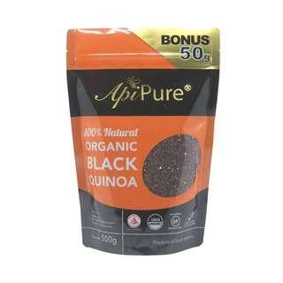 ApiPure Organic Black Quinoa