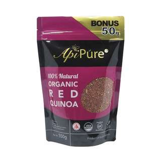 ApiPure Organic Red Quinoa