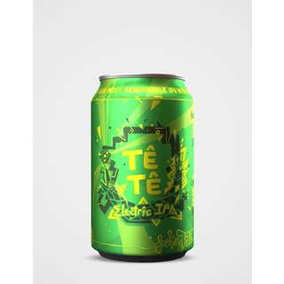 Te Te Craft Beer Electric IPA