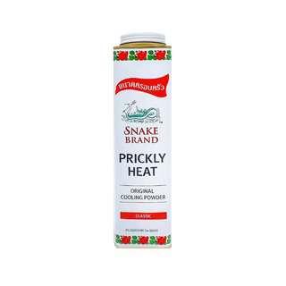 Snake Brand Prickly Heat Powder Classic 420g