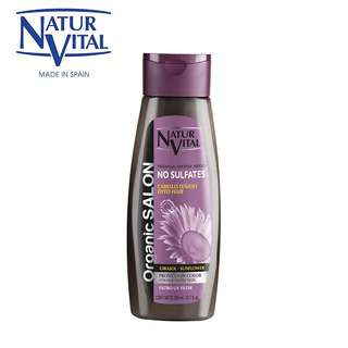 Naturvital Organic Salon No Sulfates Colour Protect Hair Mask