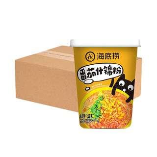 Hai Di Lao Instant Vermicelli - Tomato Soup Flavour (Carton)