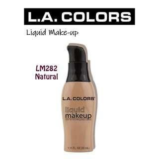 La Colors Liquid Make-up - Natural