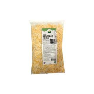 Arla Frozen Shredded Mozzarella & Cheddar
