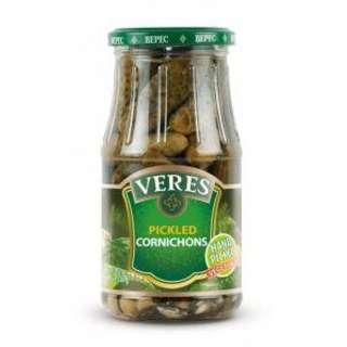 Ukraine30- Veres Pickled cornichons
