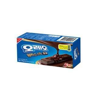 Oreo Chocolate Waffle Stick
