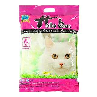 Hello Cat Bentonite Cat Litter -Rose