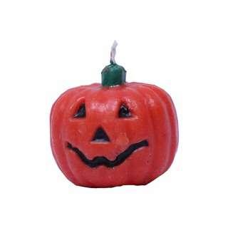Partyforte Halloween Pumpkin Candle