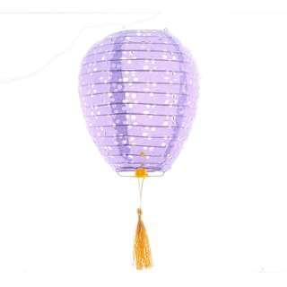 Partyforte 6 Inch Traditional Diamond Decorative Lantern