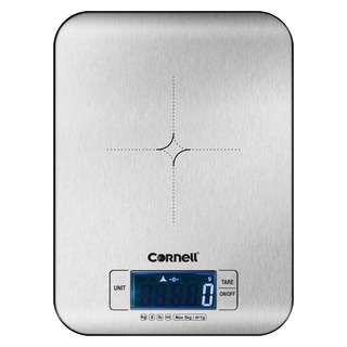 Cornell Digital Kitchen Weighing Scale up to 5kg CKS500SS