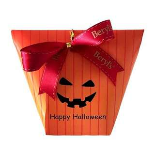 Beryl's Assorted Choc in Mini Happy Halloween Box (O) 50 G
