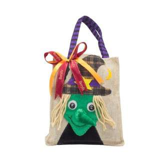Beryl's Assorted Choc Mini Tote Halloween Canvas Bag (G)