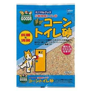 Marukan Corn Cob Toilet Sand