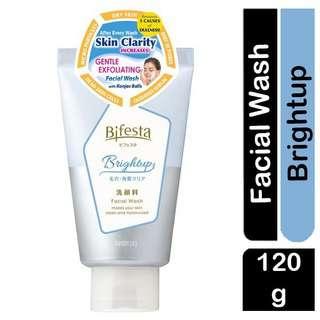 Bifesta Facial Wash Brightup