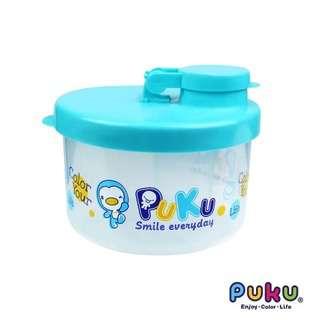 Puku Milk Powder Container - Blue