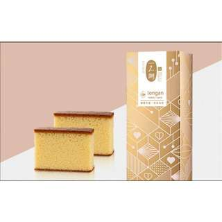 Yi Zhi Xiang Longan Nectar Honey Castella Cake 10 pieces