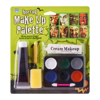 Partyforte Halloween Makeup