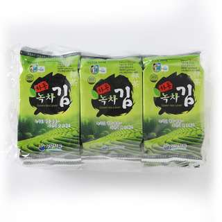 BuBu Food Green Tea Laver