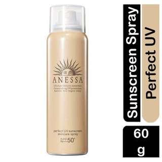 ANESSA Perfect UV Sunscreen Spray - SPF 50+ PA++++