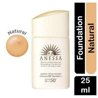 ANESSA Perfect UV Sunscreen BB Foundation - SPF 50+  PA++++