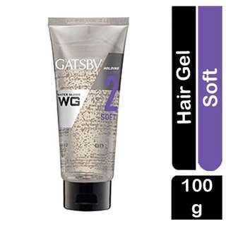 Gatsby Water Gloss Soft Wet Look Hair Gel
