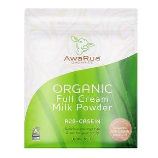 AwaRua Organics Organic Milk Powder Refill