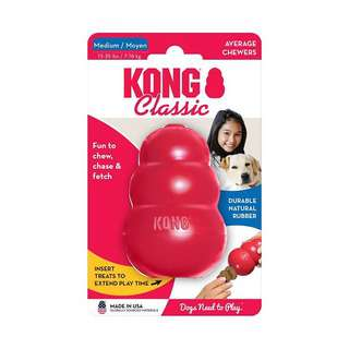 Kong Classic Dog Toy M