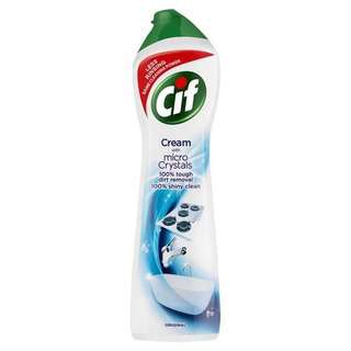 CIF Cream with Micro Crystals Original